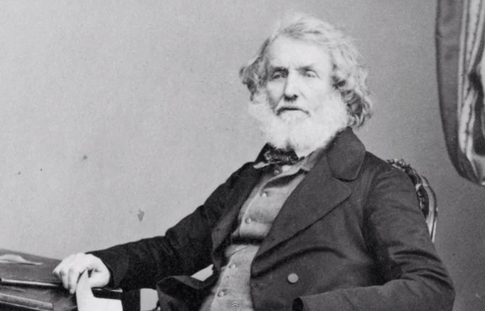 George Everest is the person to discover Mount Everest