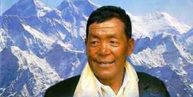 Kushang Sherpa, individual to climb Everest from four sides