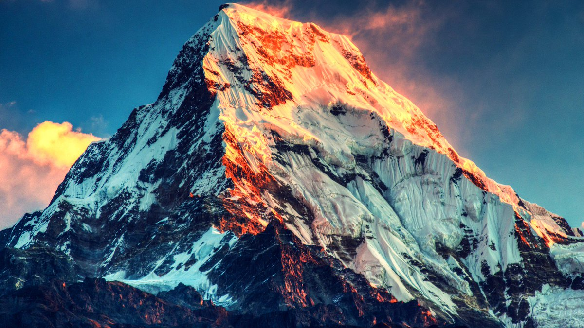Mount Everest is Growing each year