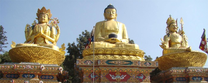 Learn about Buddhism in Nepal