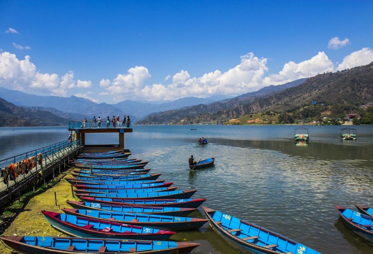 Few Lake in Pokhara