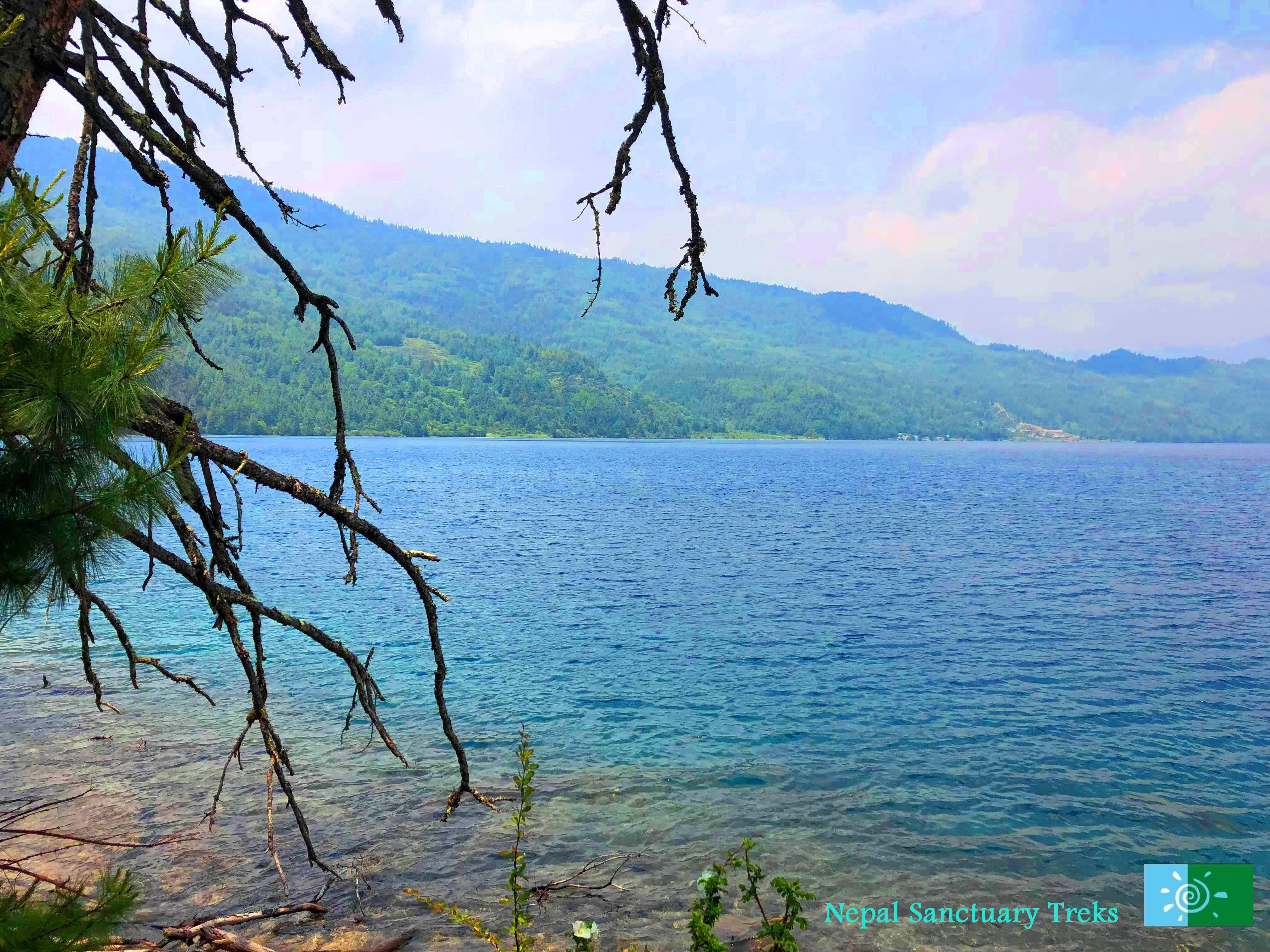 Beautiful Rara Lake