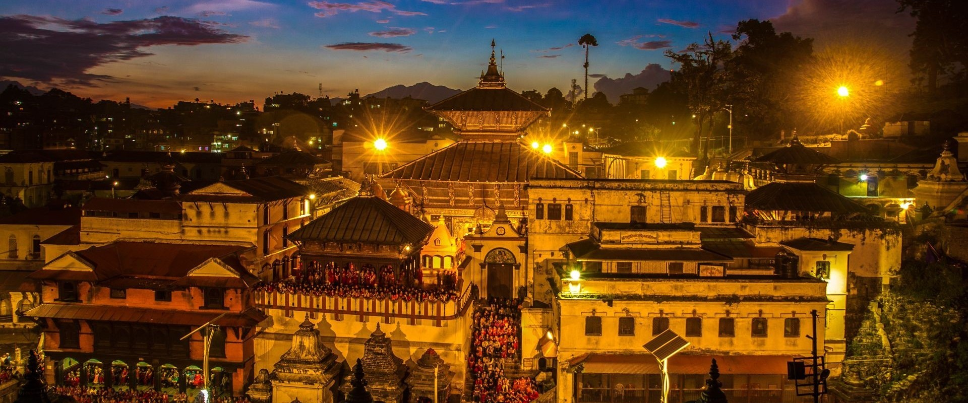 Temples in Kathmandu Nepal can help CAS student learn more about ancient culture