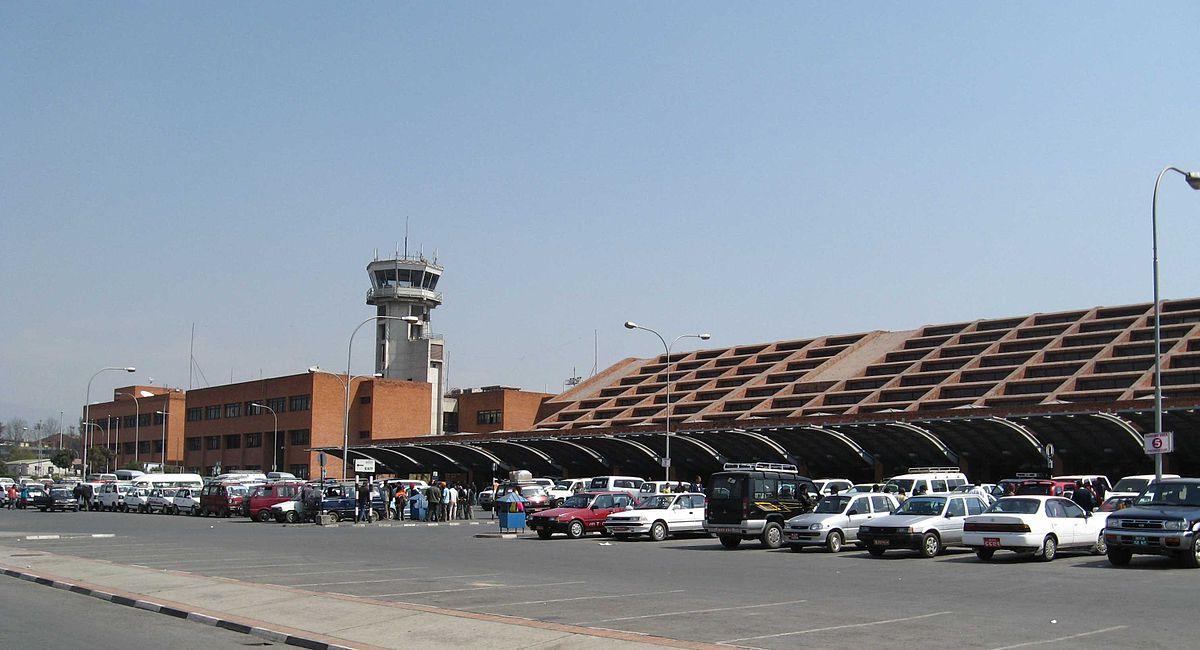 Tribhuvan International Airport, Kathmandu