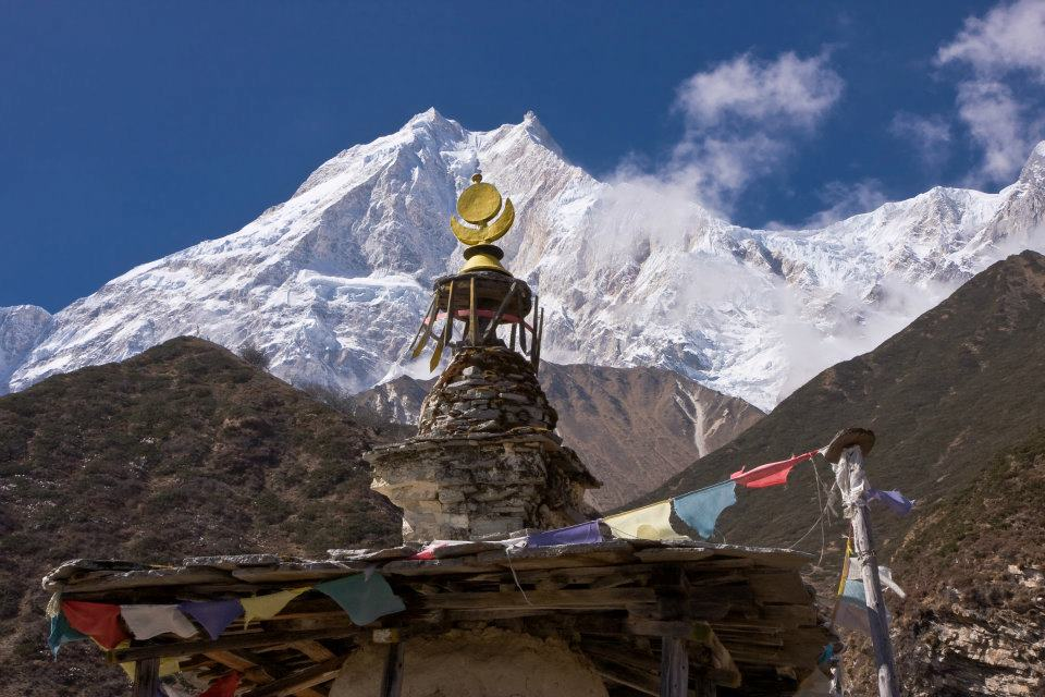 Manaslu Trek: Mountains and Himalayas