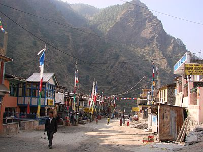 Syabrubesi Nepal