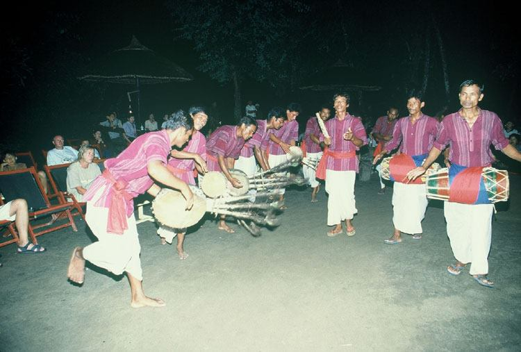 Cultural Program in Chitwan National Park