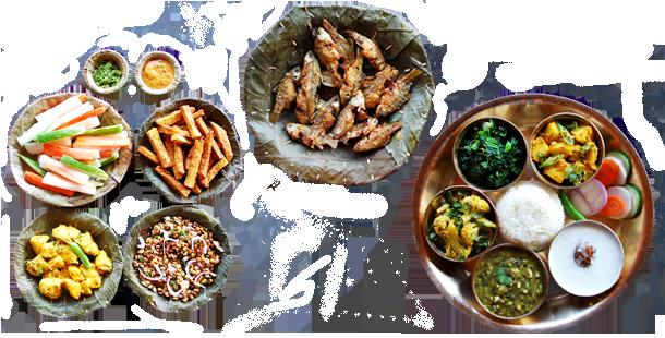 Nepali Ethnic Food