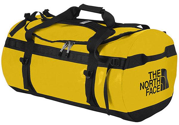 Duffel Bag Trekking Essentials