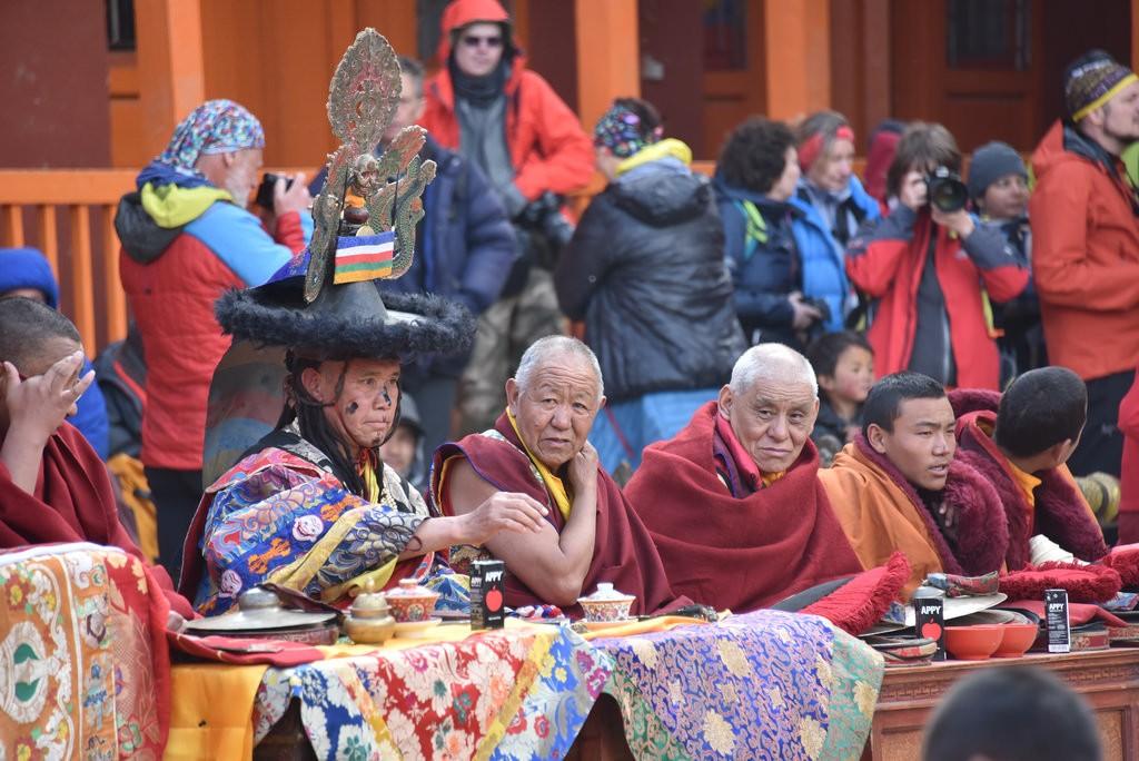 Tiji Festival of Upper Mustang Nepal