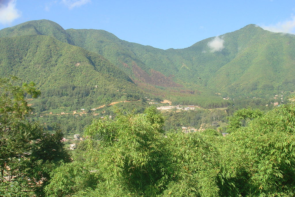 Champadevi Hills