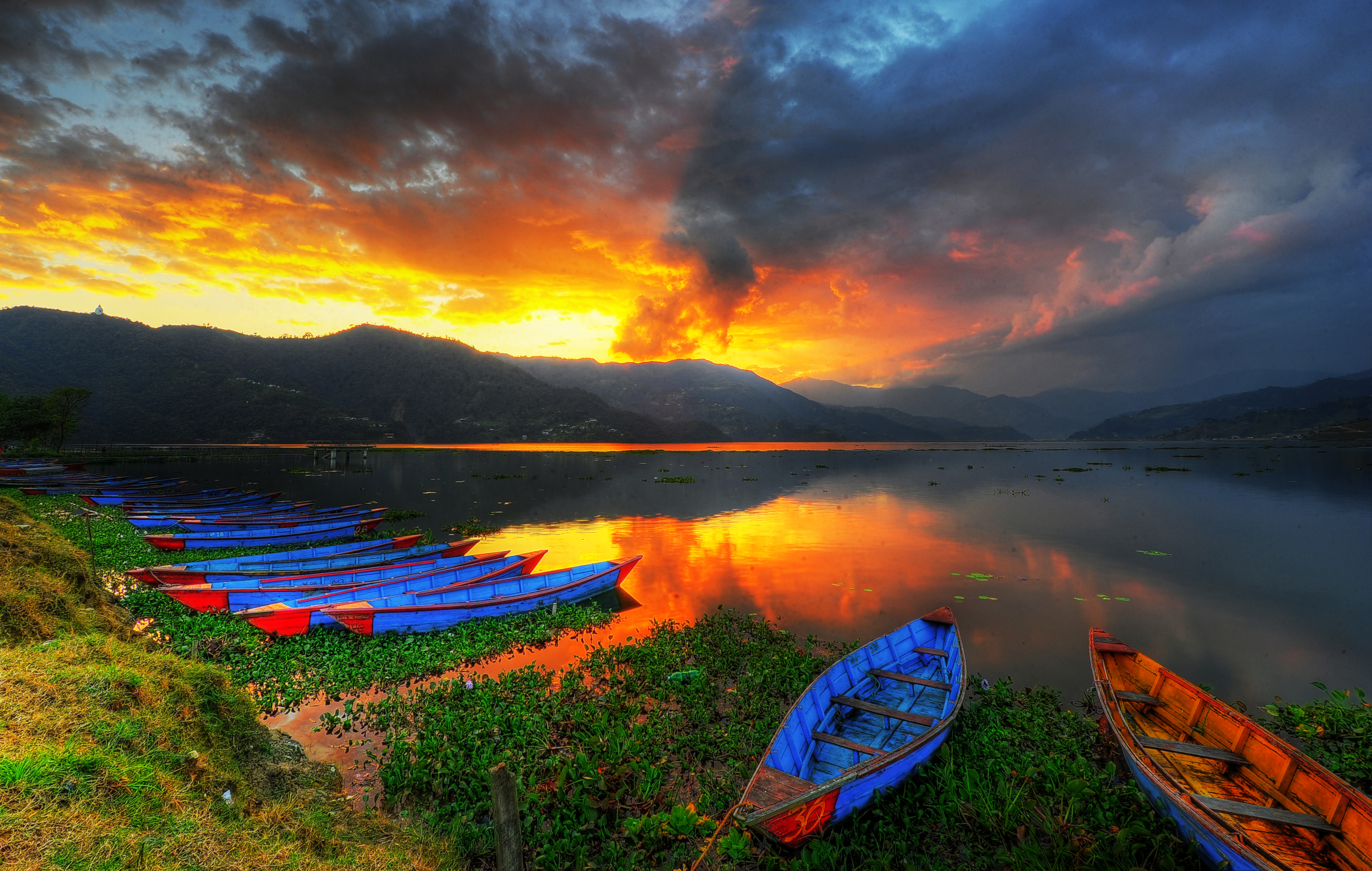 Pokhara- The City of Lakes
