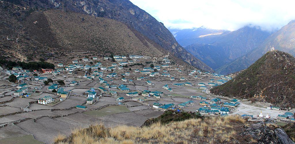Khumjung-Village