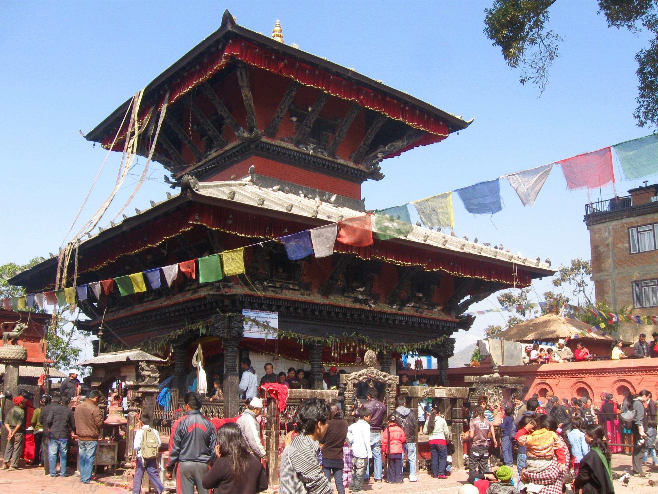 Manakamana-Temple-Gorkha