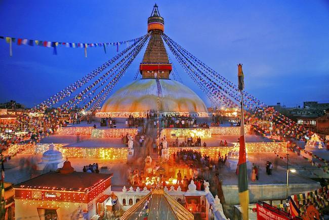 budda jayanti bouddhanath