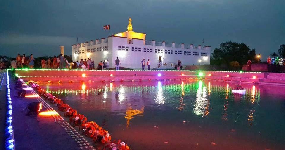buddha jayanti lumbini
