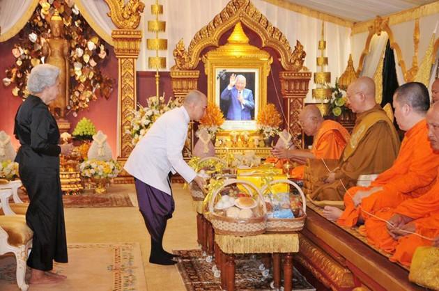 combodia Buddha Jyanti