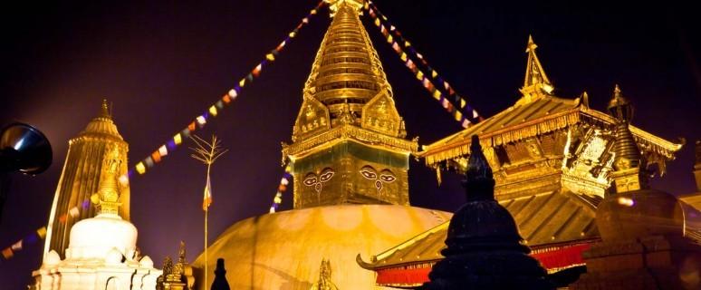 Buddha Jayanti swyambhunath