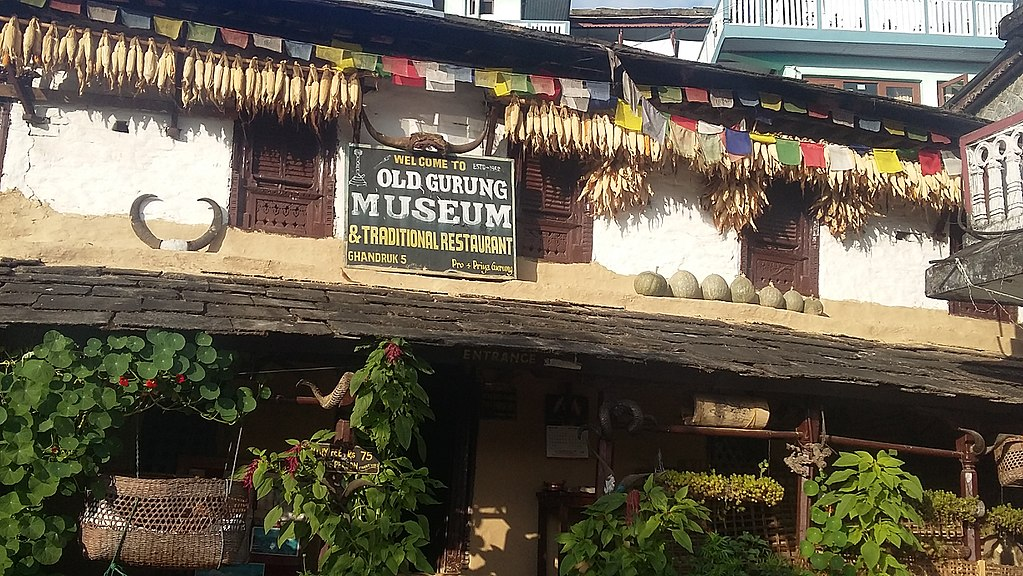 Old-Gurung-Museum-Nepal