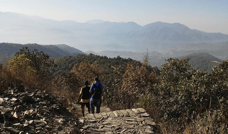 Champa-Devi-Hike