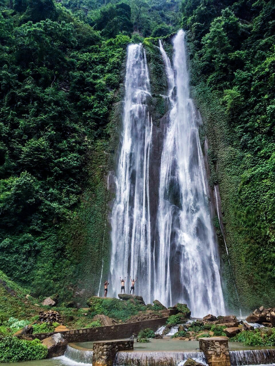 Canyoning in Nepal: Happy Time with the Water Falls - Nepal