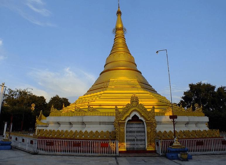 Myanmar-temple-lumbini