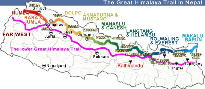 The Great Himalaya Trail: Explore the most exciting hidden corners ...